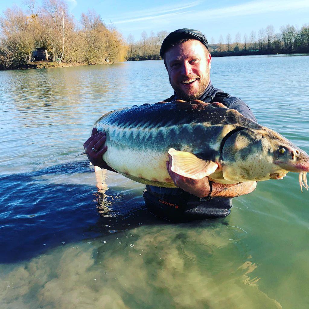 Etang Friz and Fish – Lac privé – Yonne (89) 5
