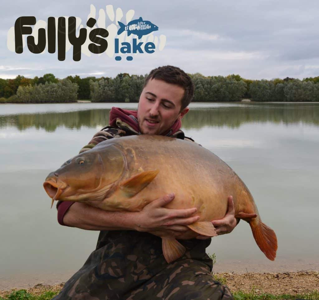 Fully's Lake – Lac privé – Aube (10) 11