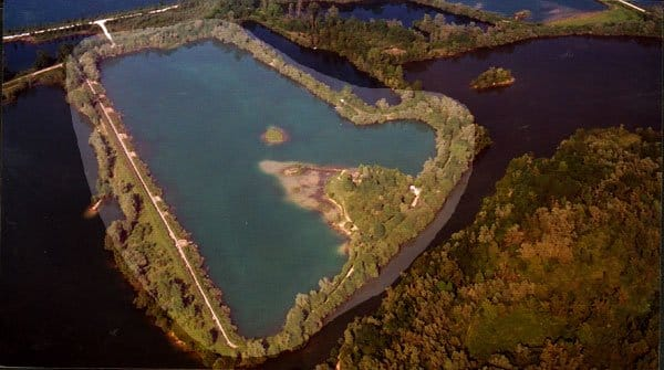 étang de Maran