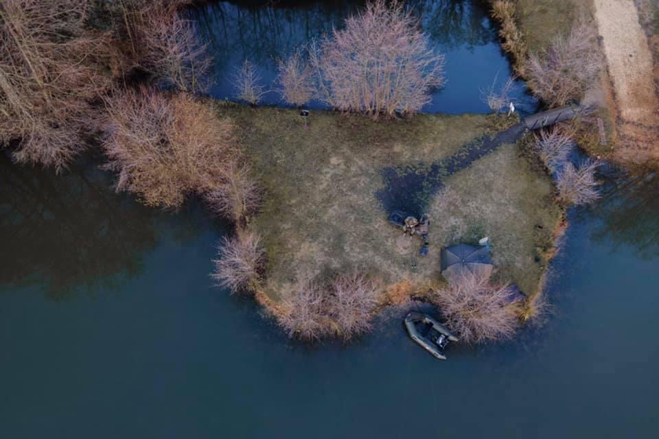 étang des Abysses