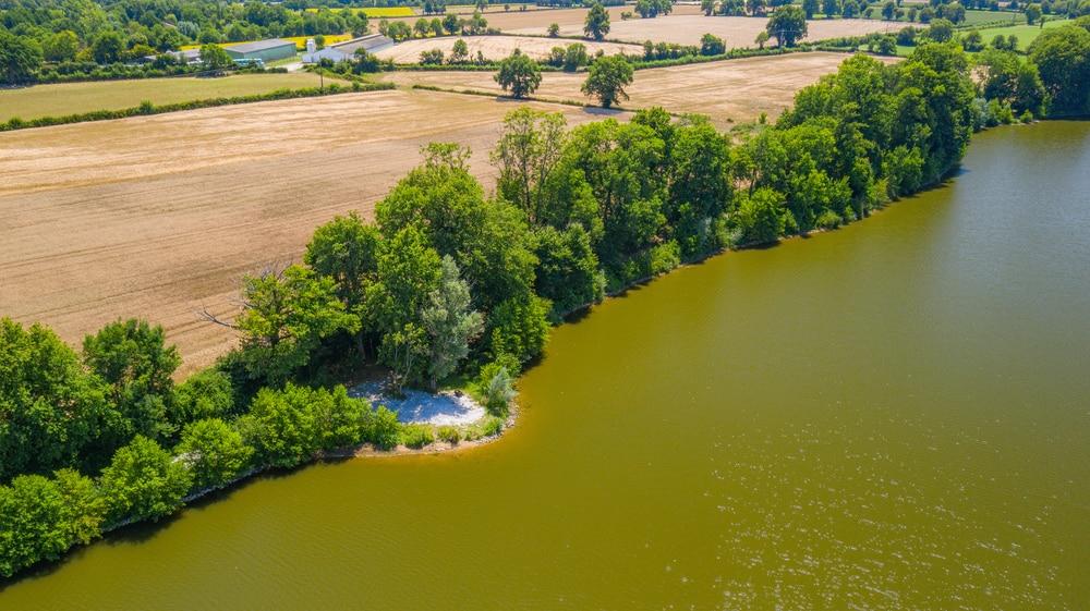 Etang des Chateliers – Lac privé – Deux-Sèvres (79) 7