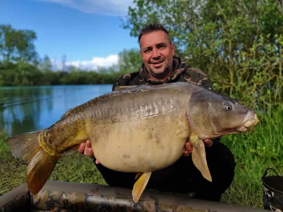 Authentic Fishing – Lac privé – Yonne (89) 4
