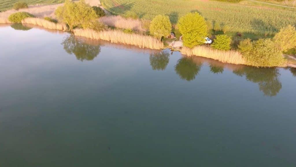 Berge de l'étang du Moulin