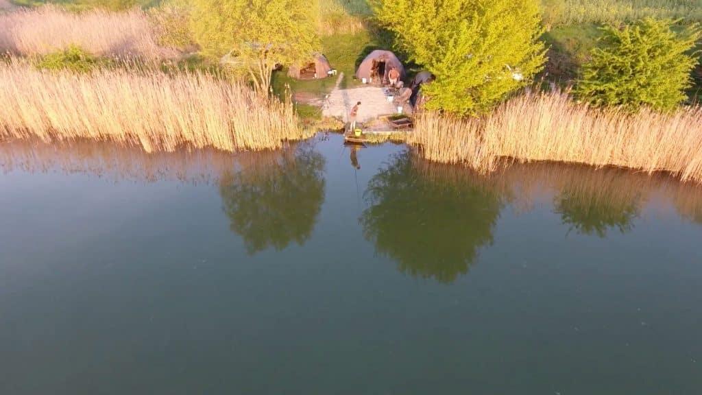 Poste de l'étang du Moulin