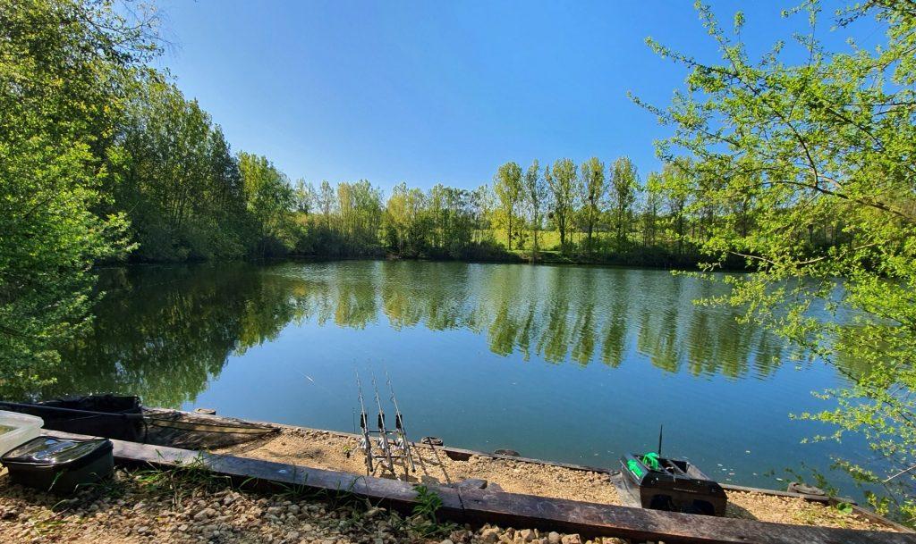Poste 1 de l'étang Carpanium