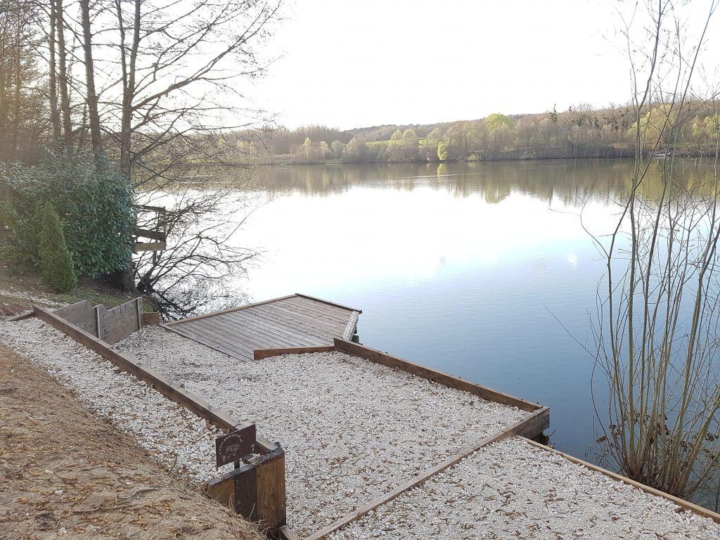 Poste 7 de l'étang Carpanium
