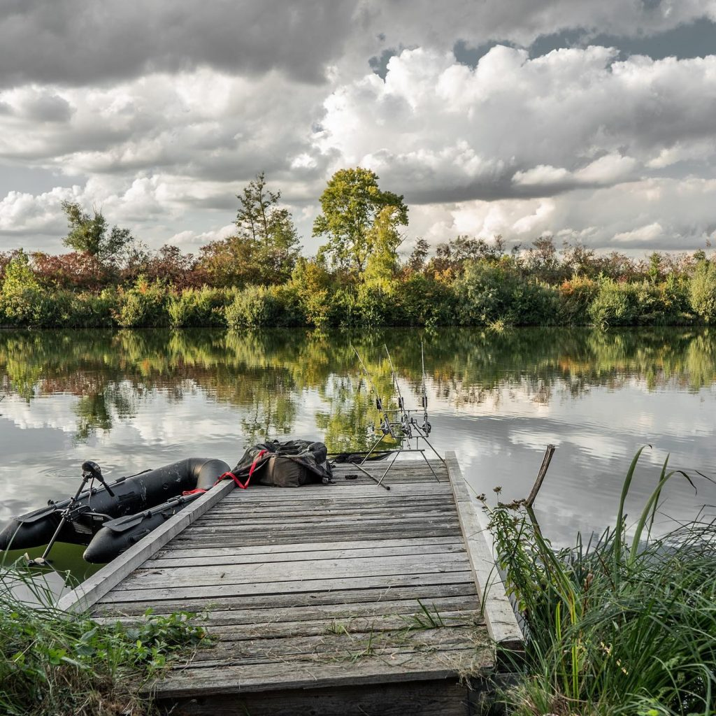 Paris Carp Fishing
