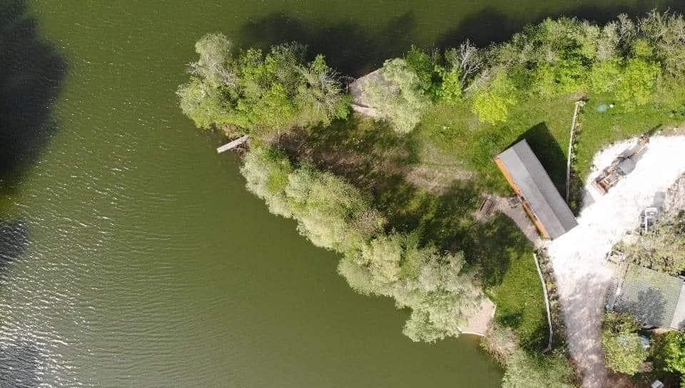 Chalet VIP du lac du Grand Fontenay
