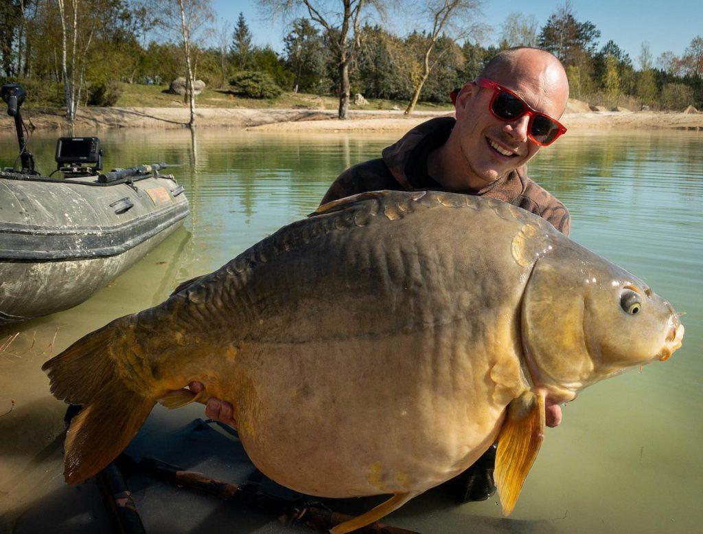 Paris Carp Fishing – lac privé – Seine et Marne (77) 4