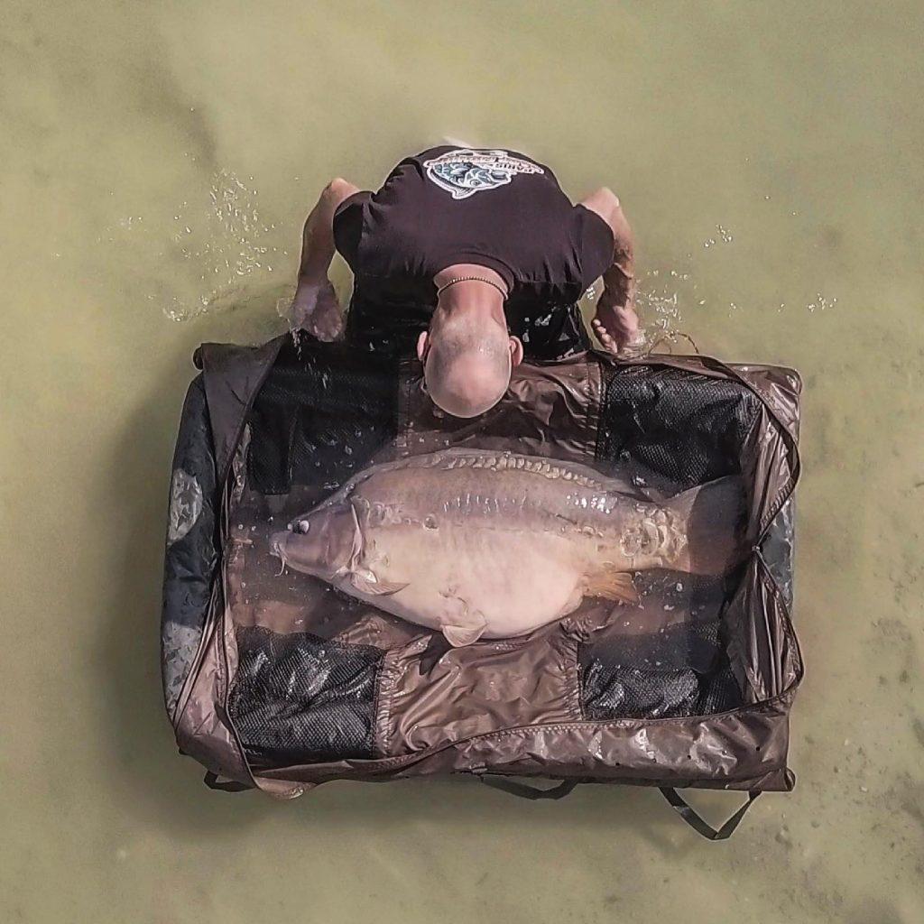 Paris Carp Fishing – lac privé – Seine et Marne (77) 5
